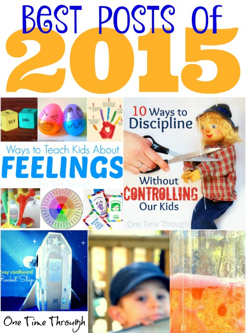Top Parenting and Educational Play Posts of 2015 Blog