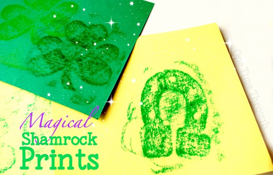St. Patrick's Day Magical Print Art
