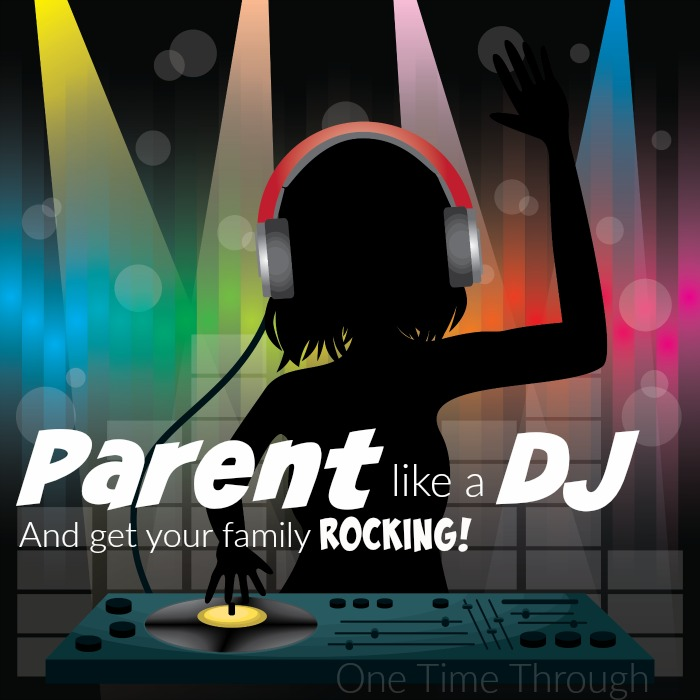 Amusing DJ Parenting Analogies for Broken Record Days