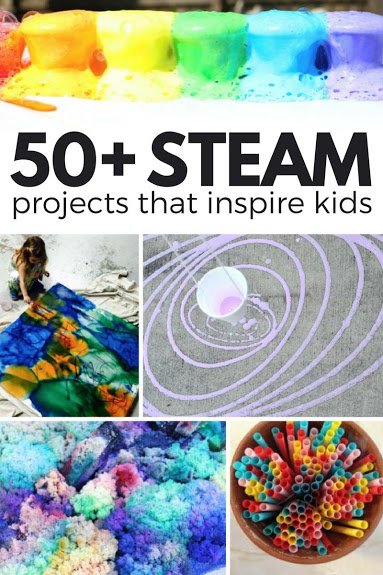 50 STEAM project book review