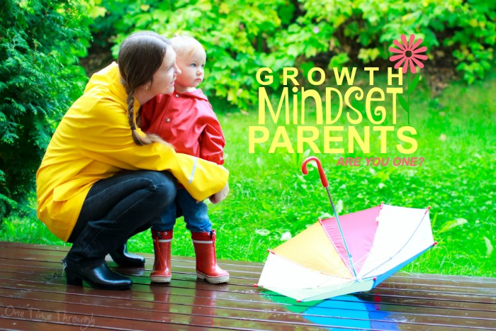 Growth Mindset Parenting Self-Assessment