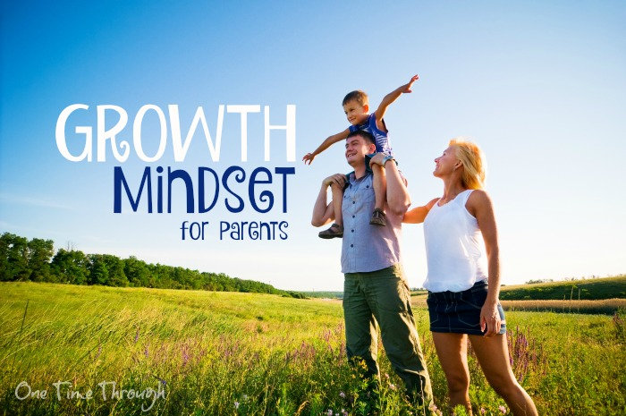 Growth Mindset for Parents