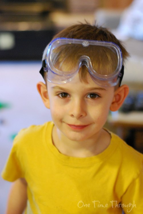 Magic Thinking Goggles