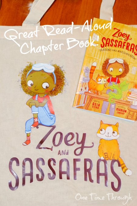 Zoey and Sassafras Cover