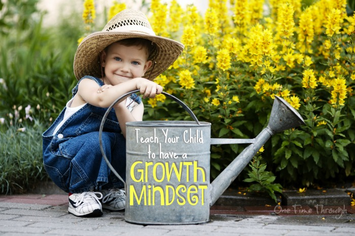 How to Teach Kids to have a Growth Mindset