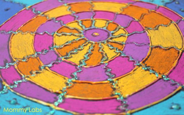 chalk-pastel-mandala-art