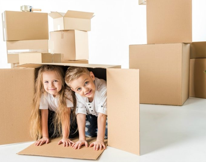 Best Tips for Moving With Kids