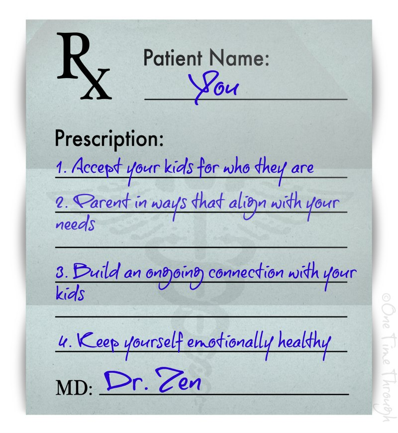 zen prescription