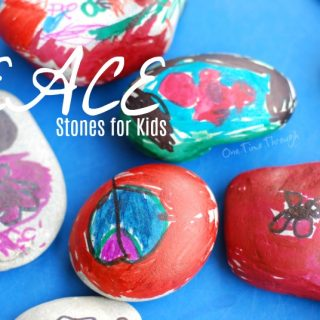 Peace Stones for Kids