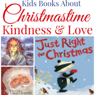 Christmas kids books about kindness and love
