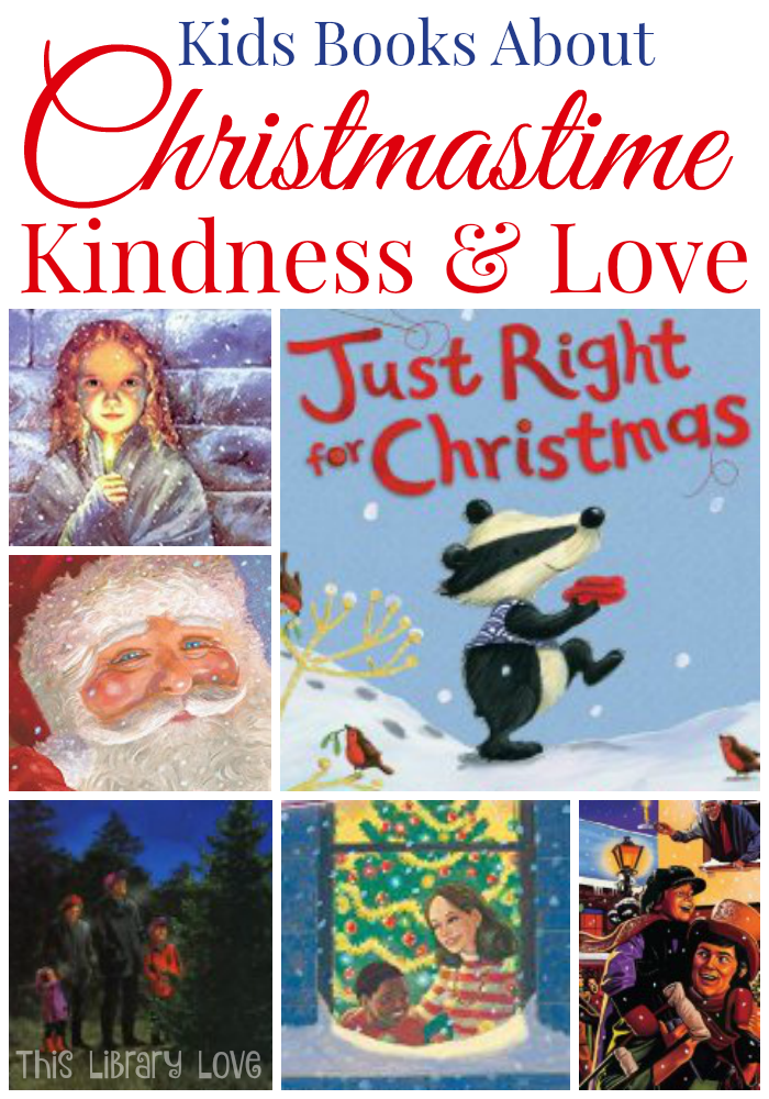 best christmas books for kids that focus on kindness and love