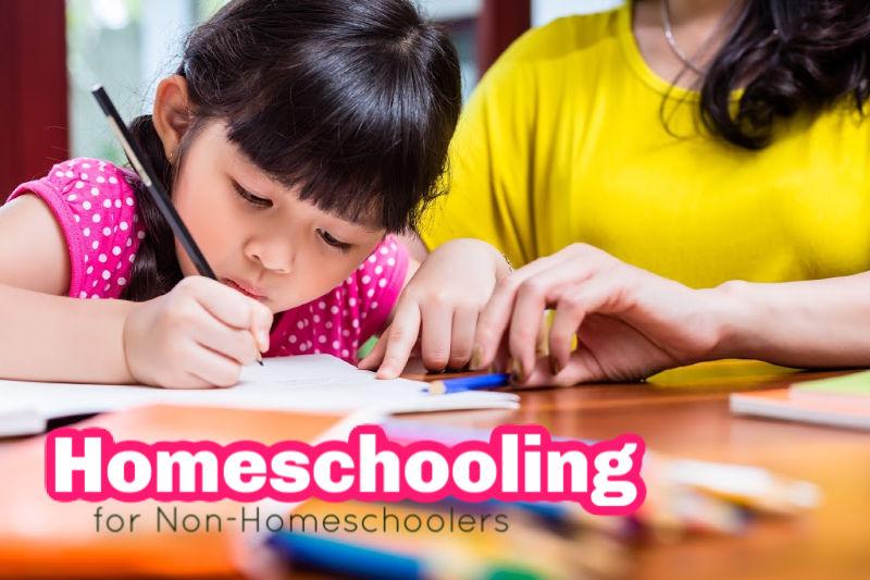 starting homeschooling for non-homeschooling parents